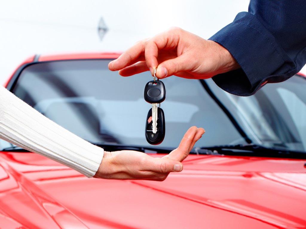 Получение кредита под залог авто